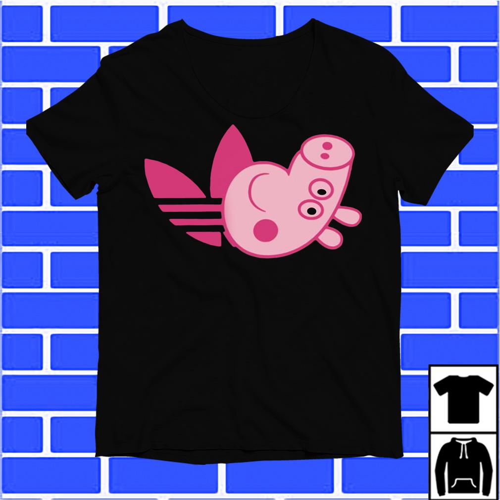 Peppa Pig Adidas shirt