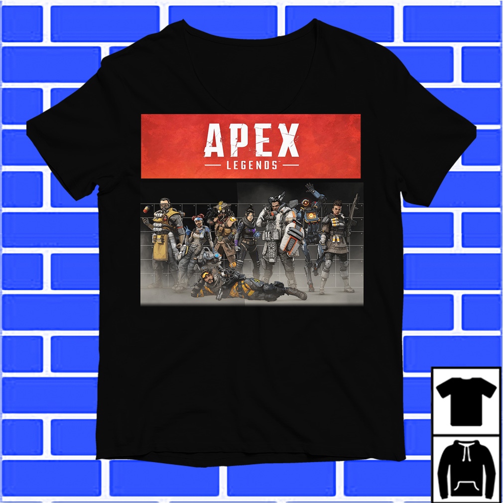 Apex Legends Characters shirt