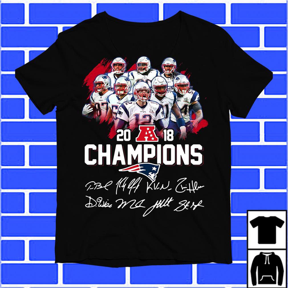 2018 Champions shirt