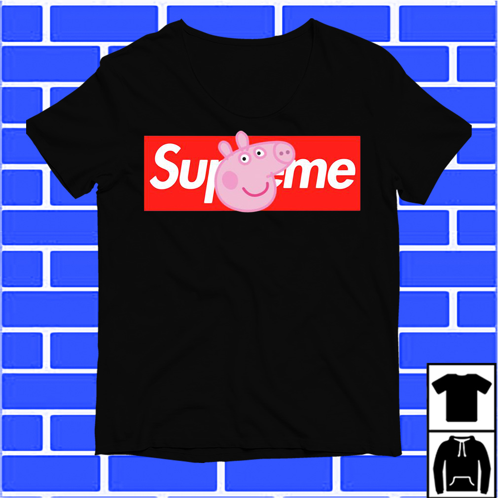 Peppa Pig Supreme shirt