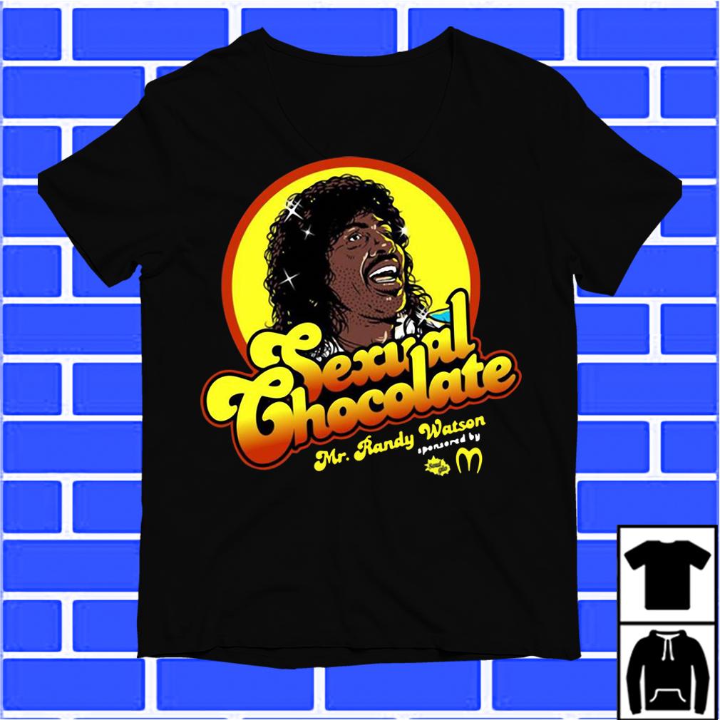 Sexual Chocolate Eddie Murphy shirt