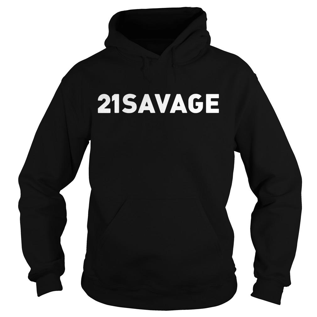21 Savage Post Malone Hoodie