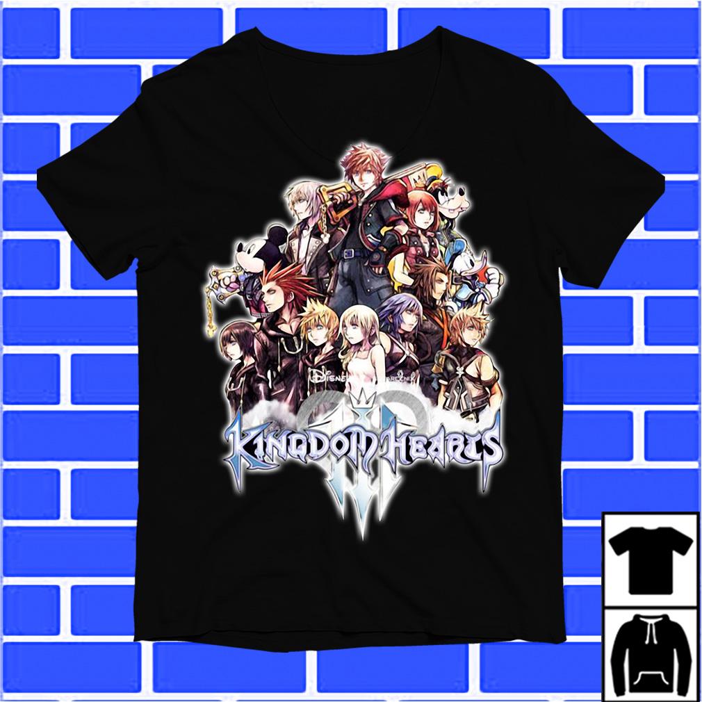Kingdom Hearts 3 shirt
