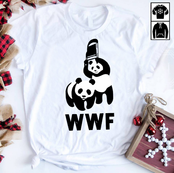 WWF Panda Chair shirt