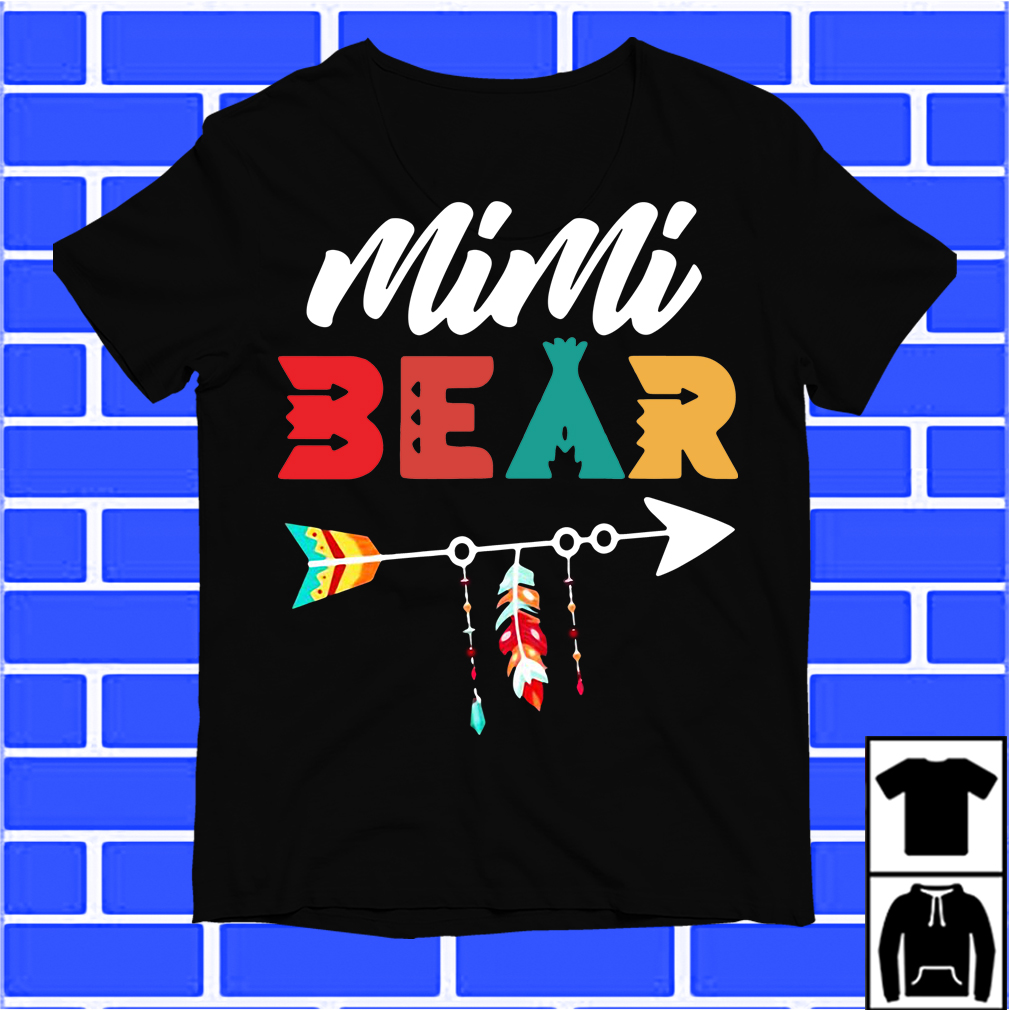 Arrow MiMi Bear shirtArrow MiMi Bear shirt