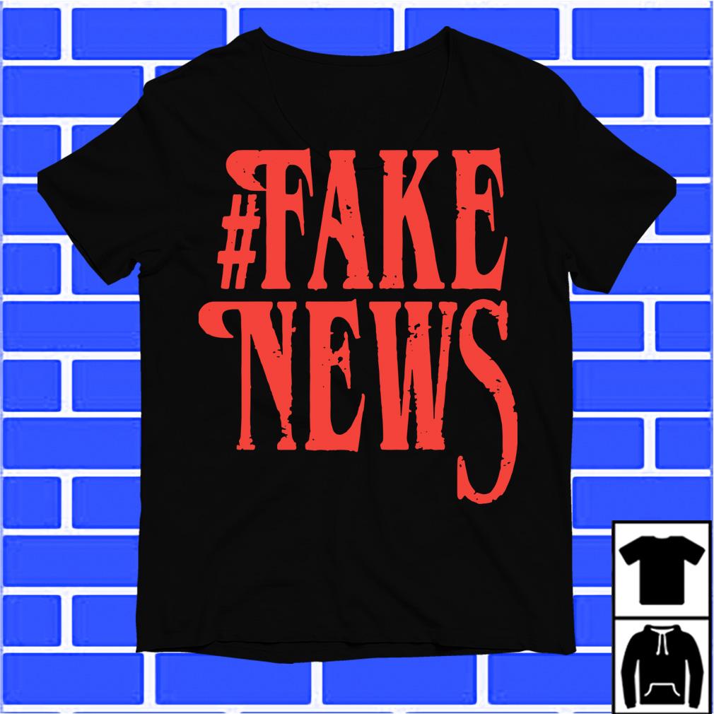 Fake News shirt