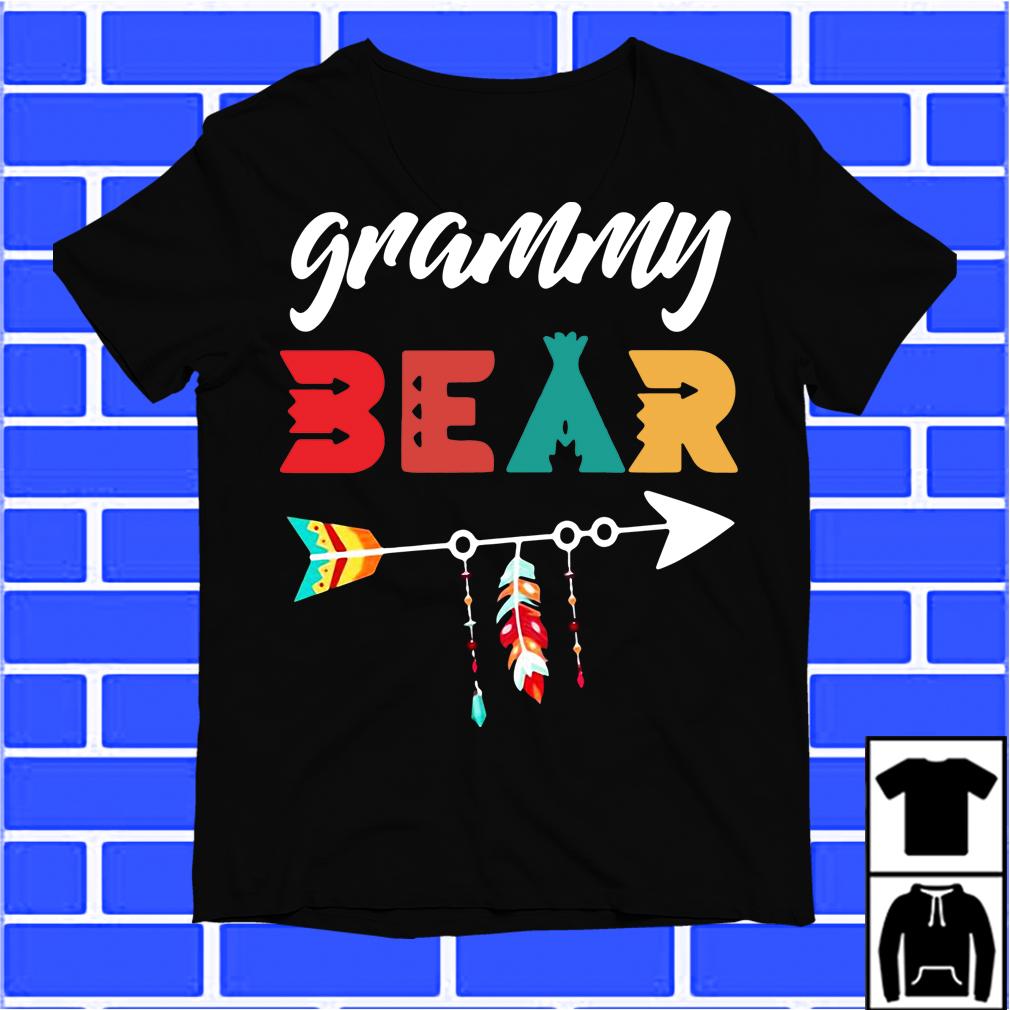 Arrow Grammy Bear shirt