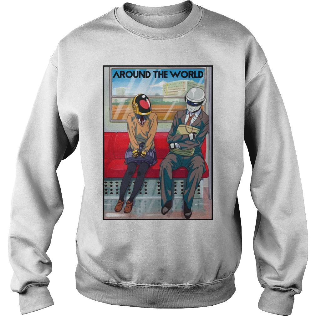 Around the world Sweater