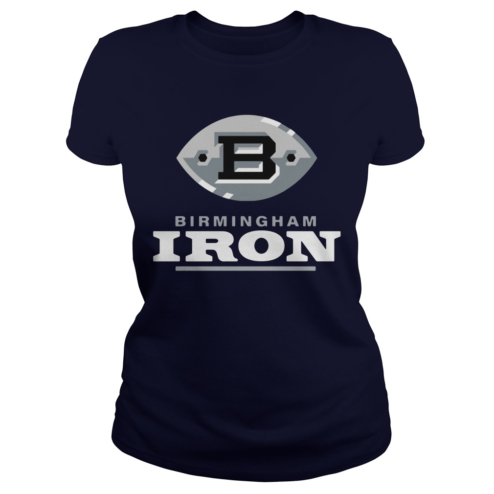Birmingham Iron Ladies Tee