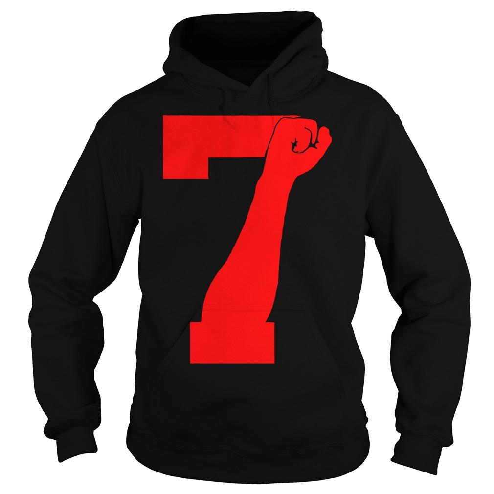 Colin Kaepernick 7 FIST Hoodie