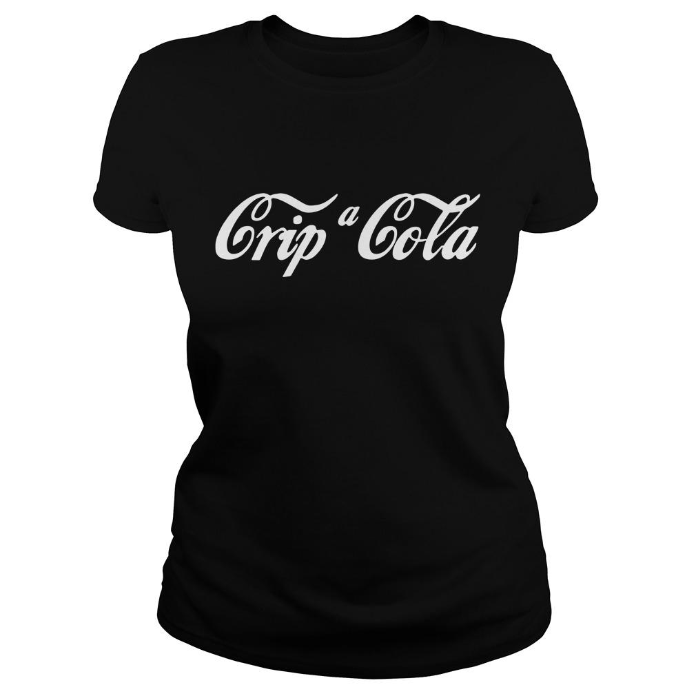 Crip a Cola Ladies Tee
