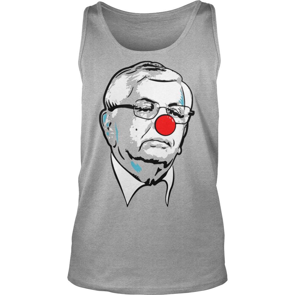 David Stern Clown Tank Top