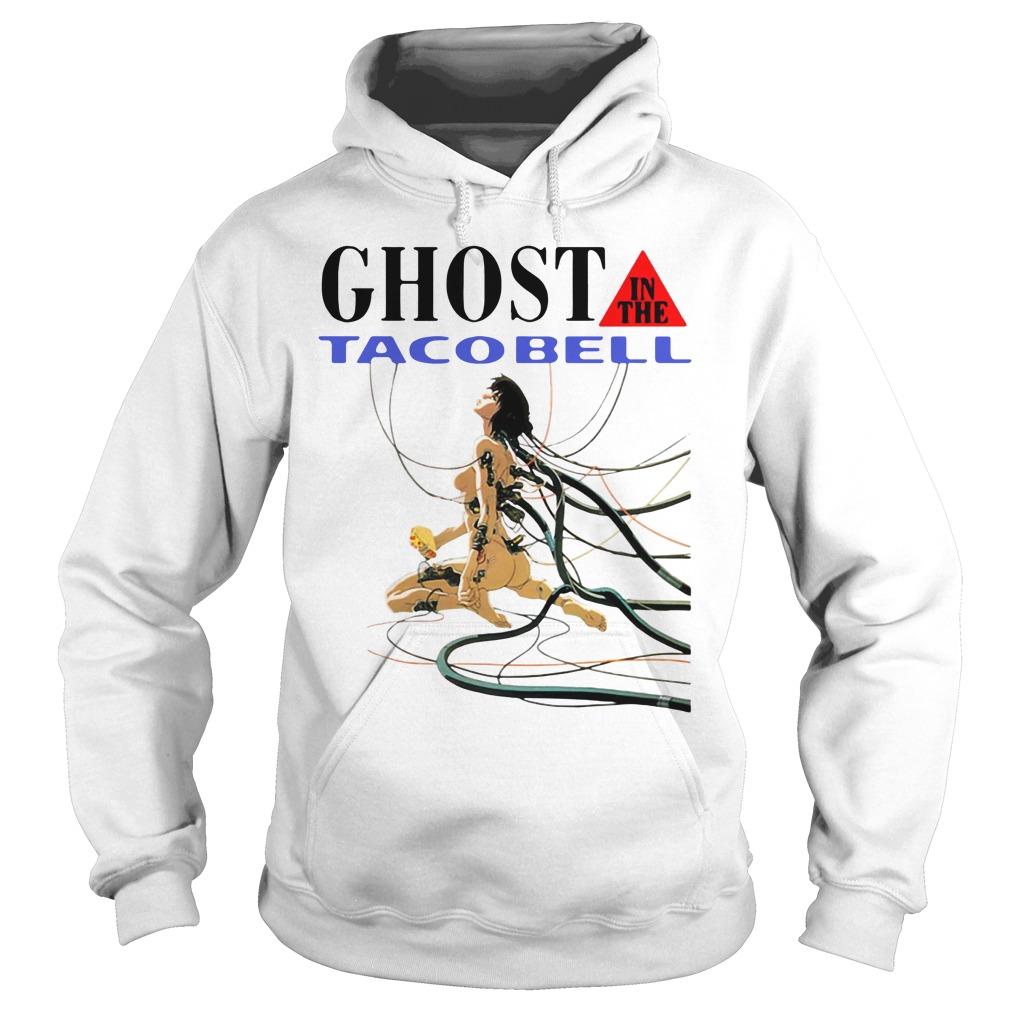 Ghost In The Taco Bell Hoodie