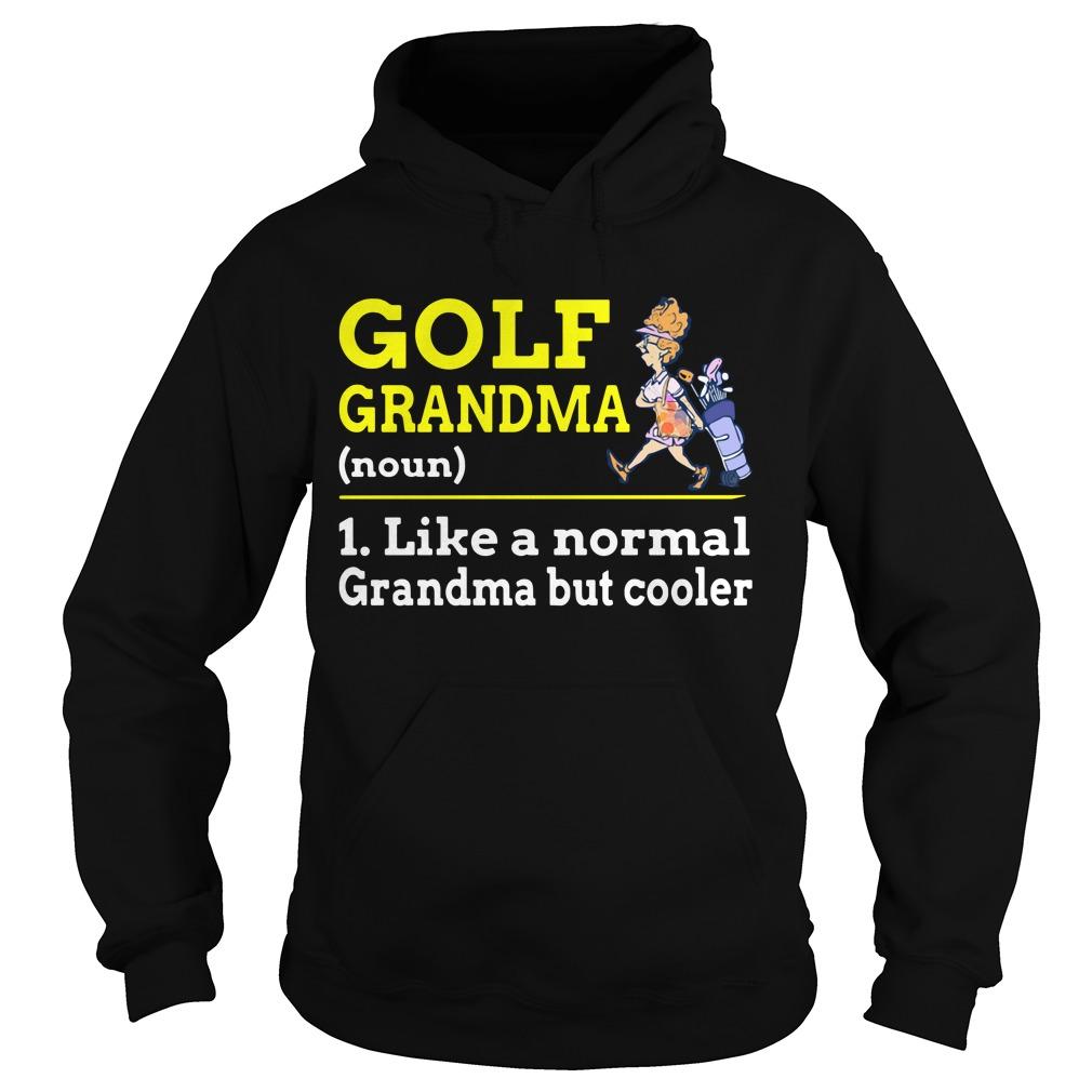 GOLF Grandma Hoodie