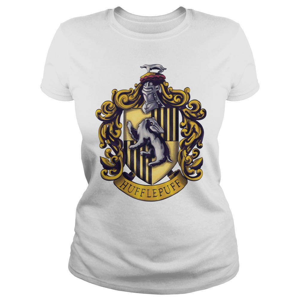 Hufflepuff Ladies Tee