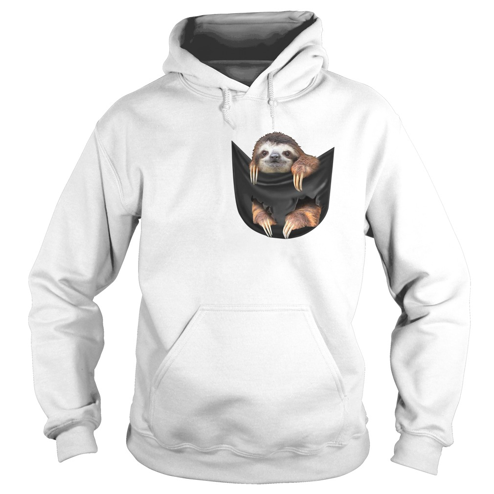 More in your pocket Hoodie