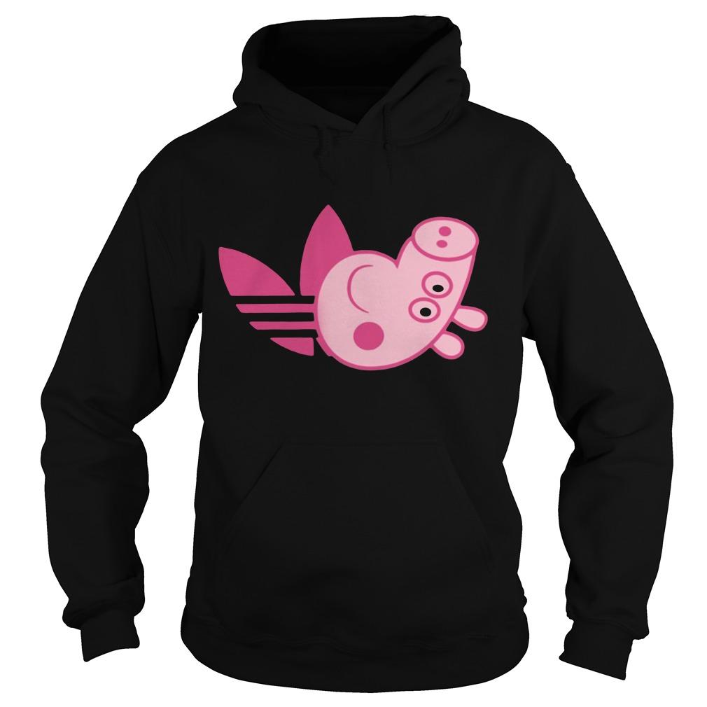 Peppa Pig Adidas Hoodie