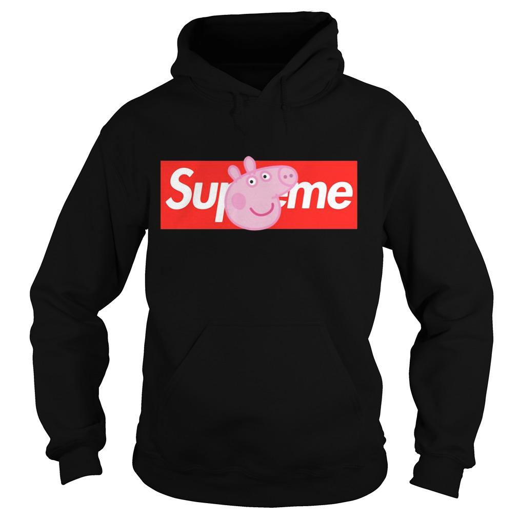 Peppa Pig Supreme Hoodie