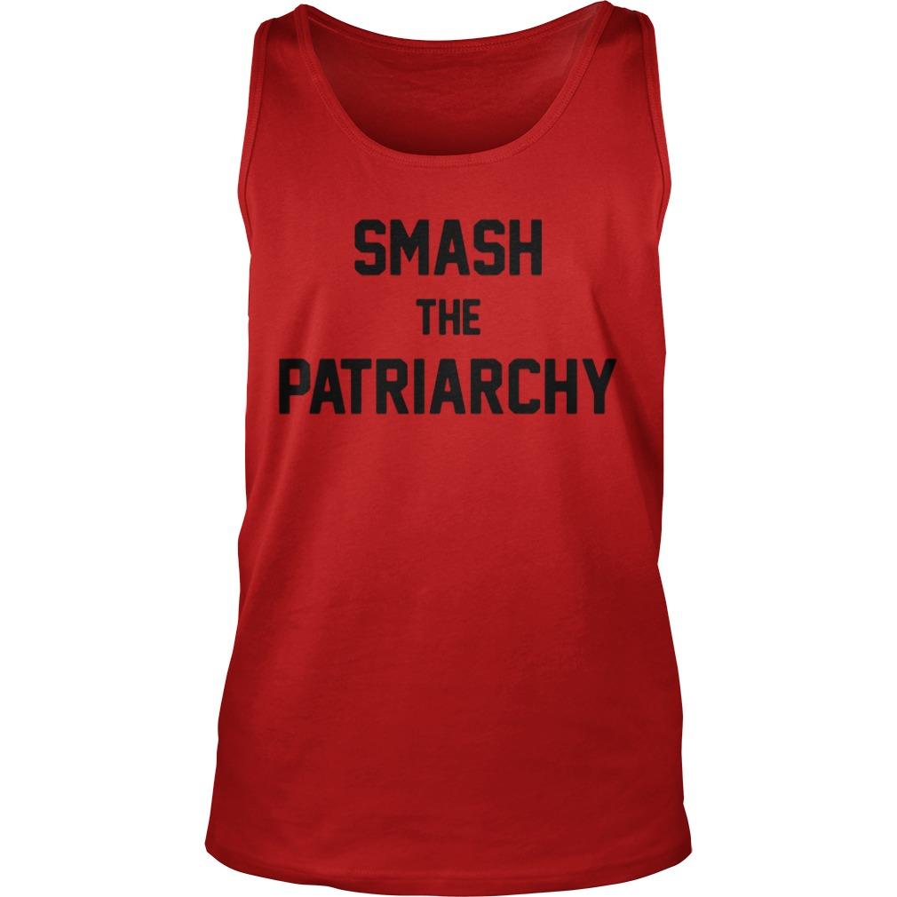 Smash the Patriarchy Tank Top
