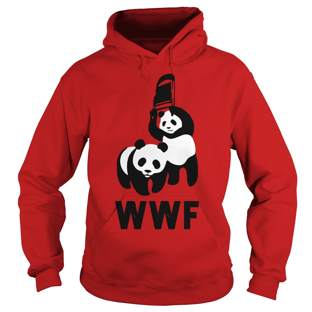 WWF Panda Chair Hoodie