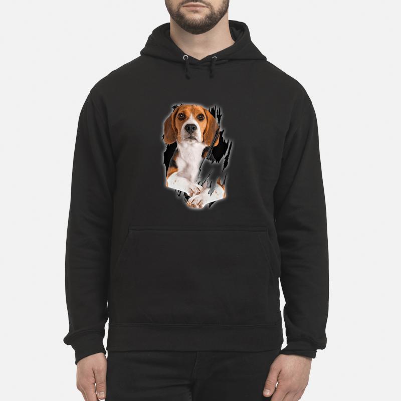Beagle Inside Me Hoodie
