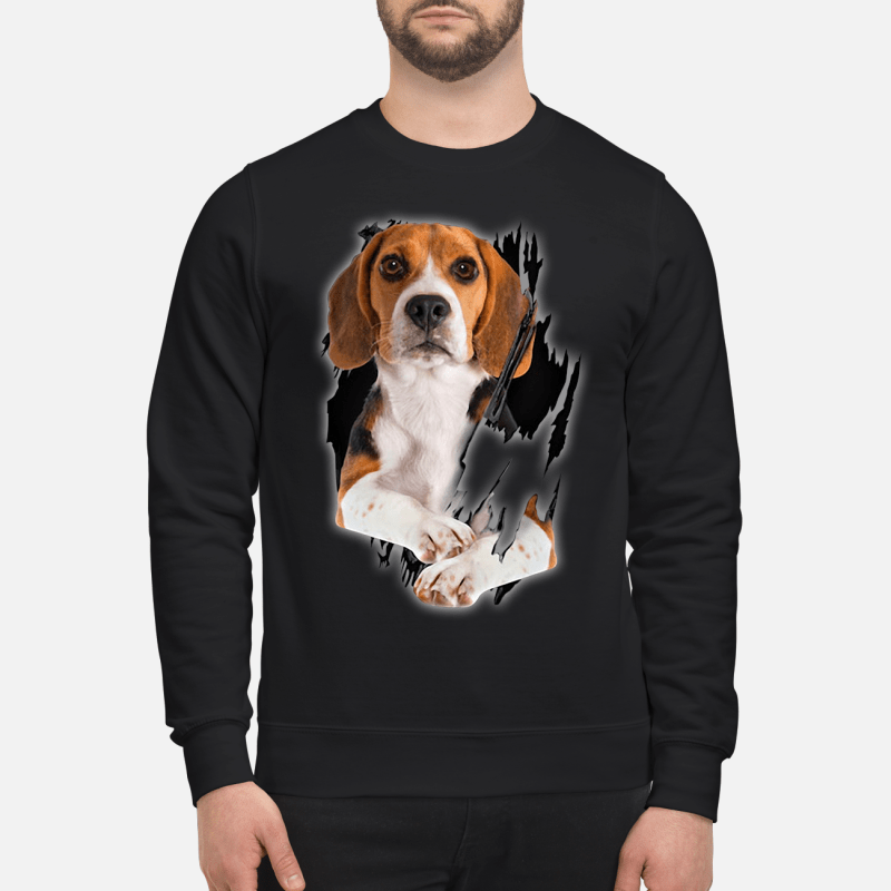 Beagle Inside Me Sweater