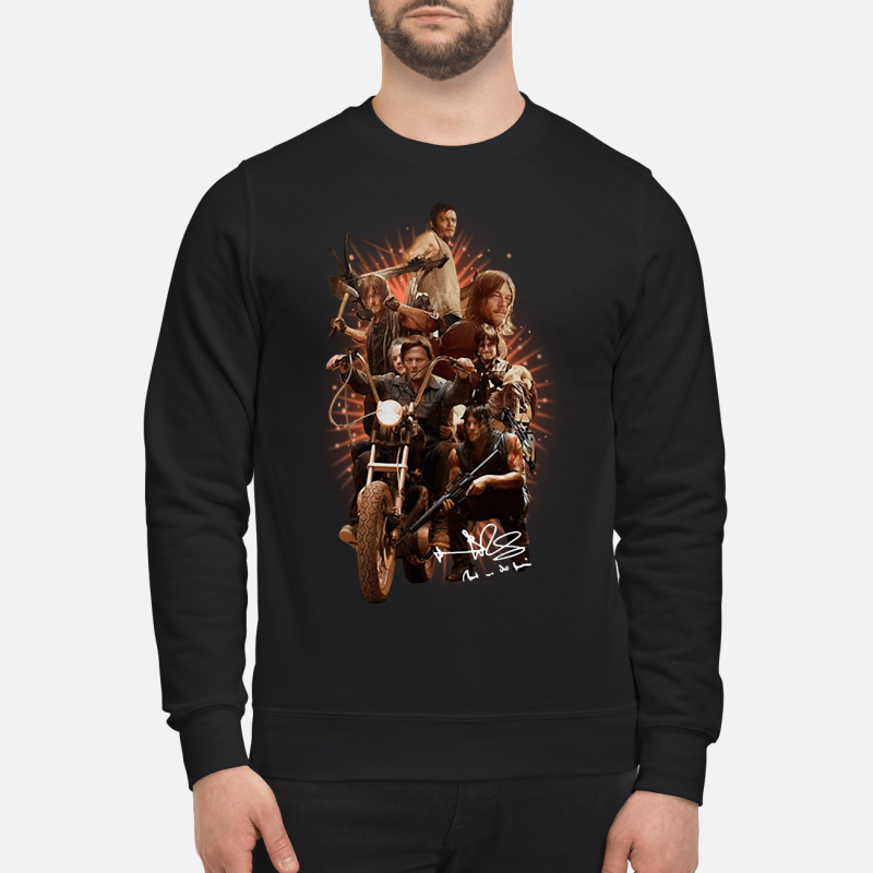 Daryl'S Life In The Walking Dead Sweater