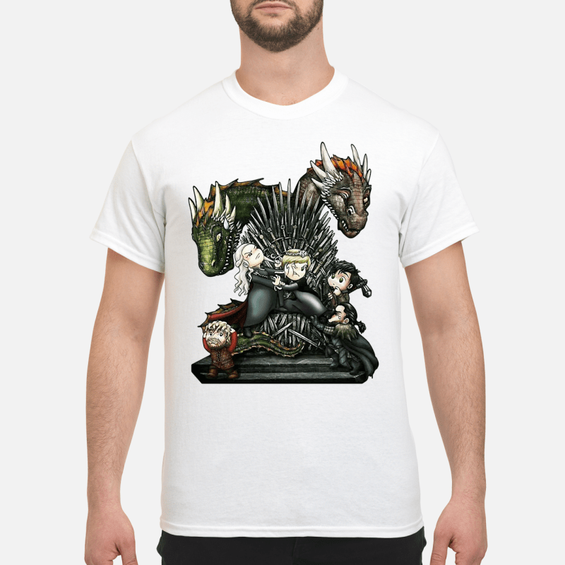 Game Of Thrones Chibi Guy Tees