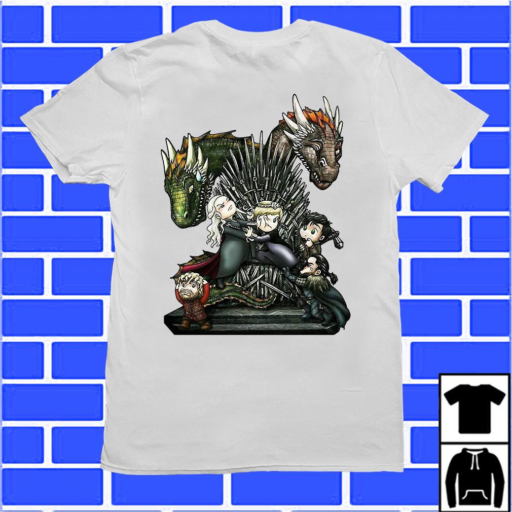 Game Of Thrones Chibi Shirt