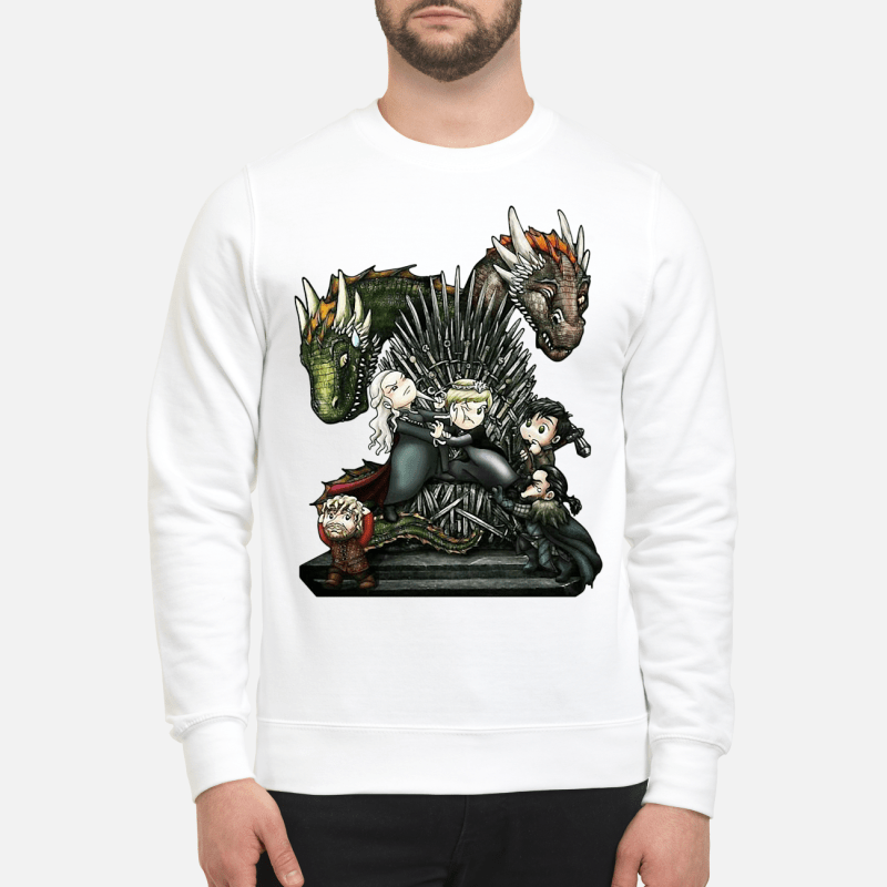 Game Of Thrones Chibi Sweater
