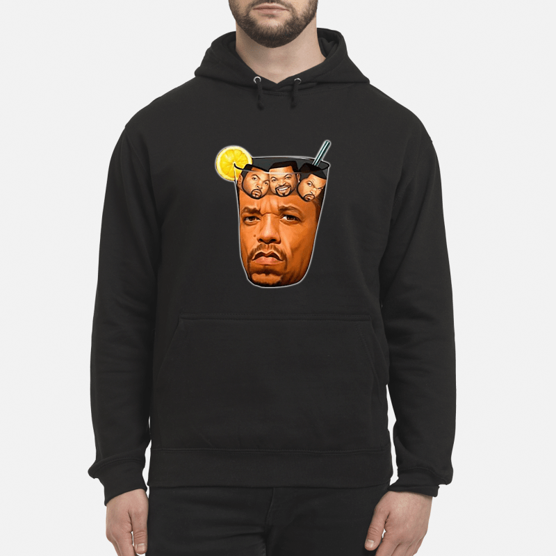 Ice-T With Ice Cubes Hoodie