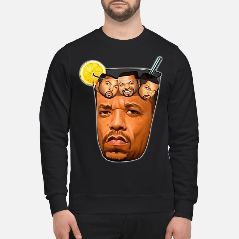 Ice-T With Ice Cubes Sweater
