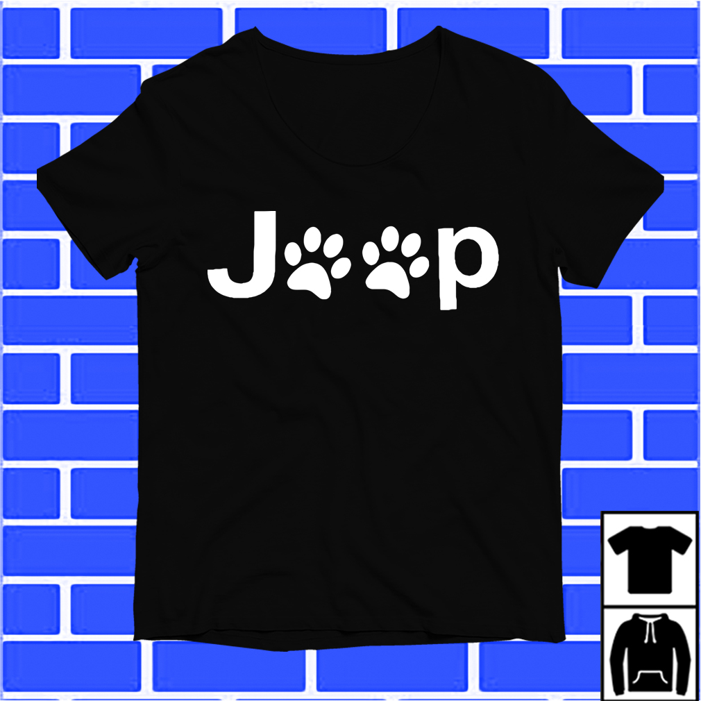 Jeep Paws Shirt