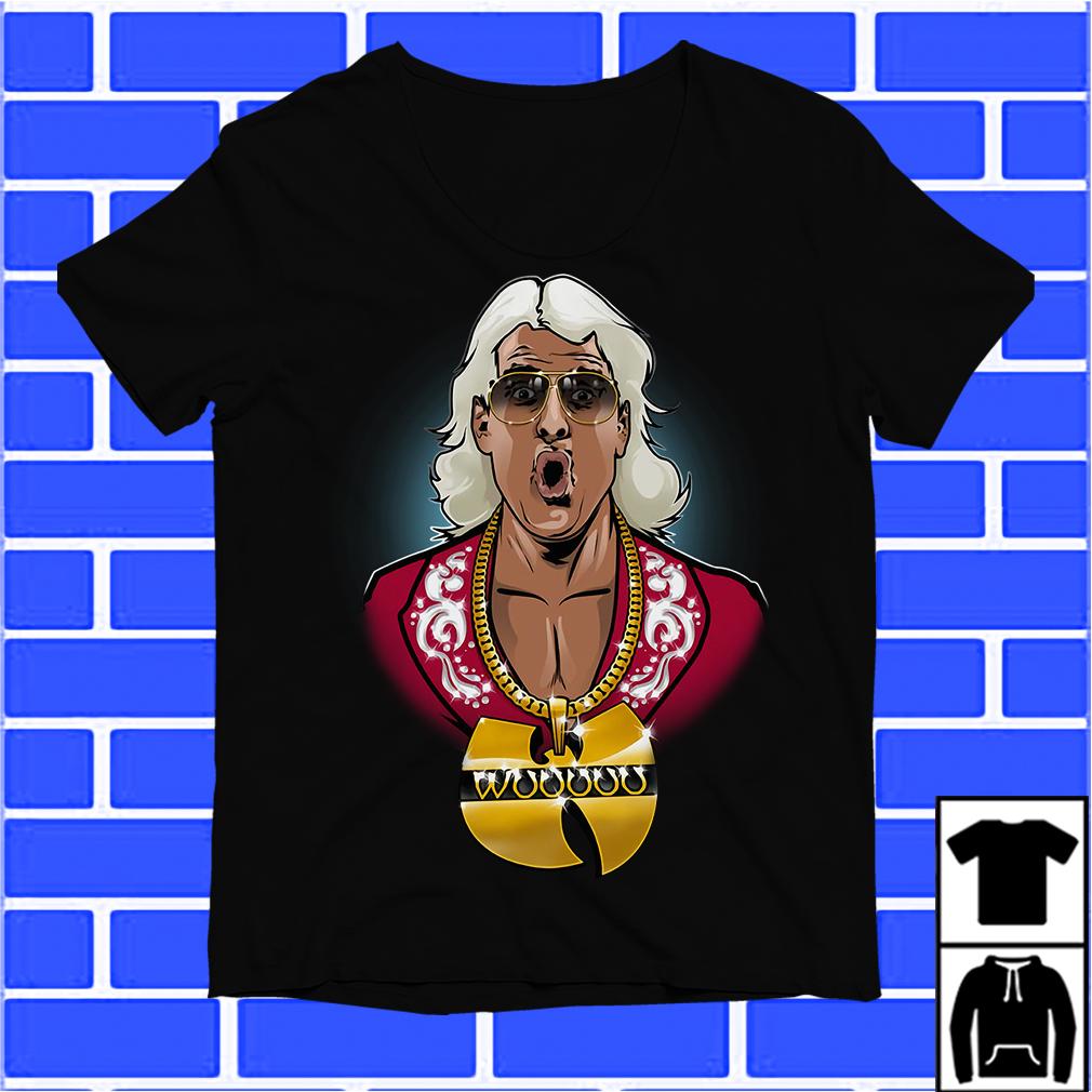 Nature Boy Ric Flair Wu-Tang Shirt