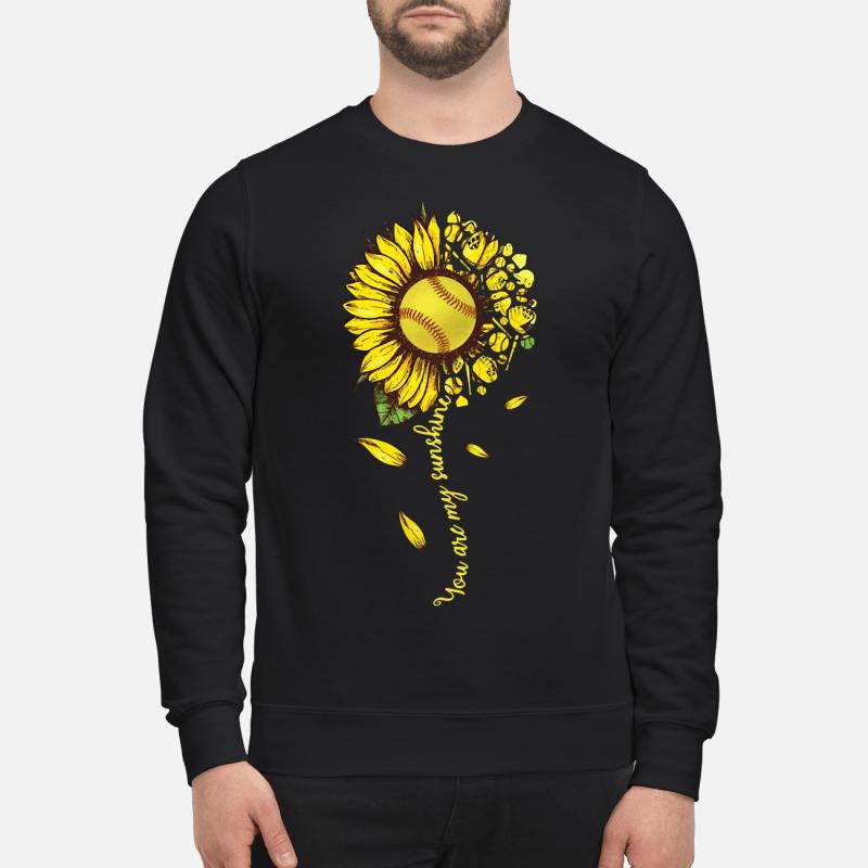Sunflower You Are My Sunshine Sweater