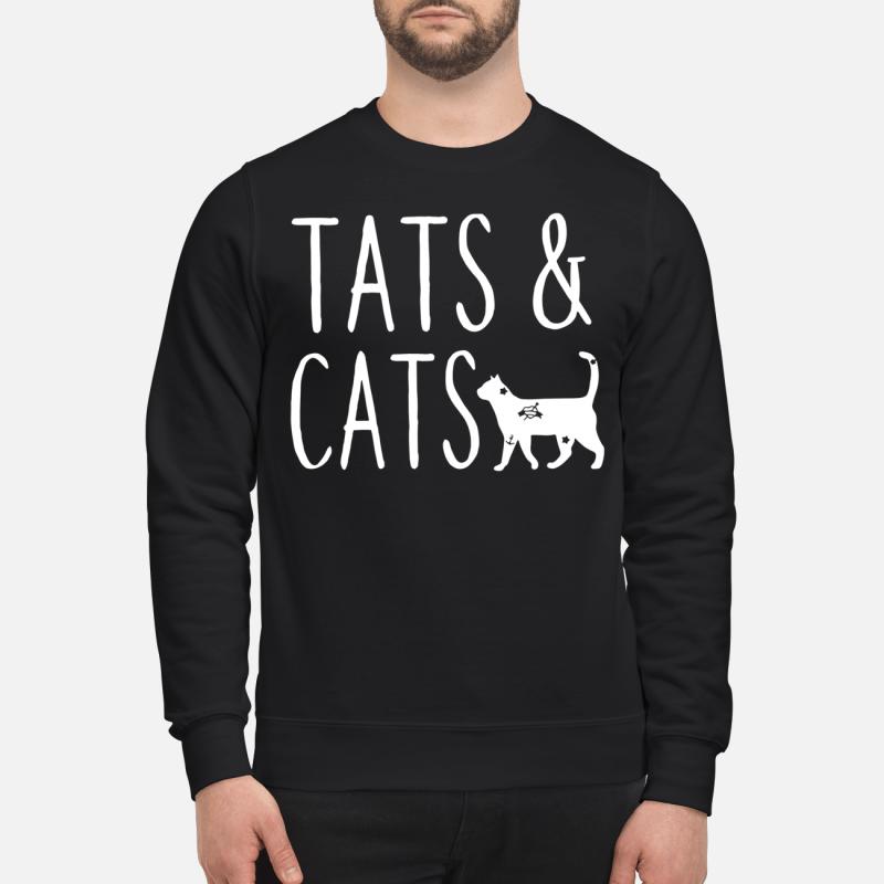 Tats & Cats Sweater