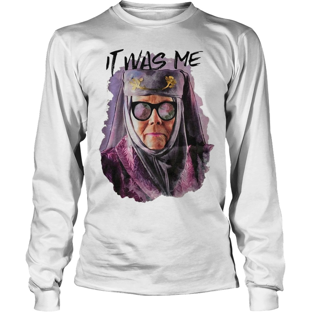 Tell Cersei It Was Me Game Of Thrones Long Sleeve Tee