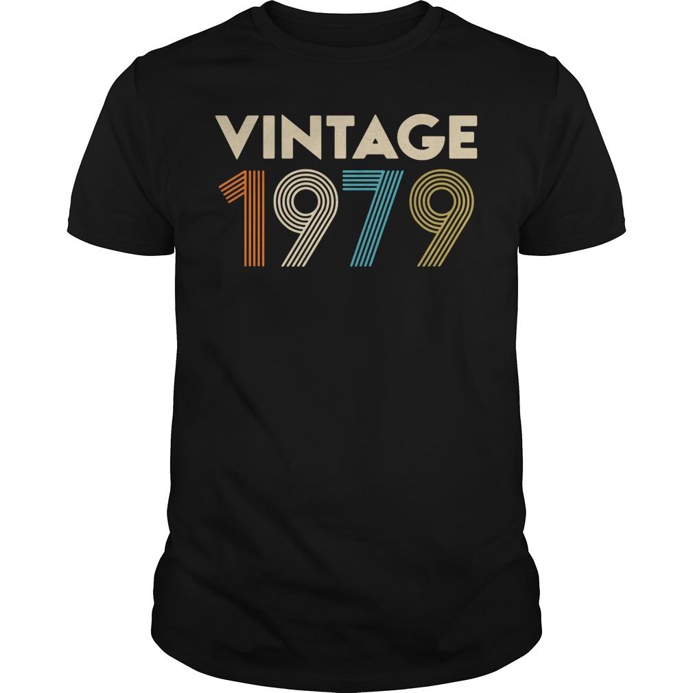 Vintage 1979 Guy Tees