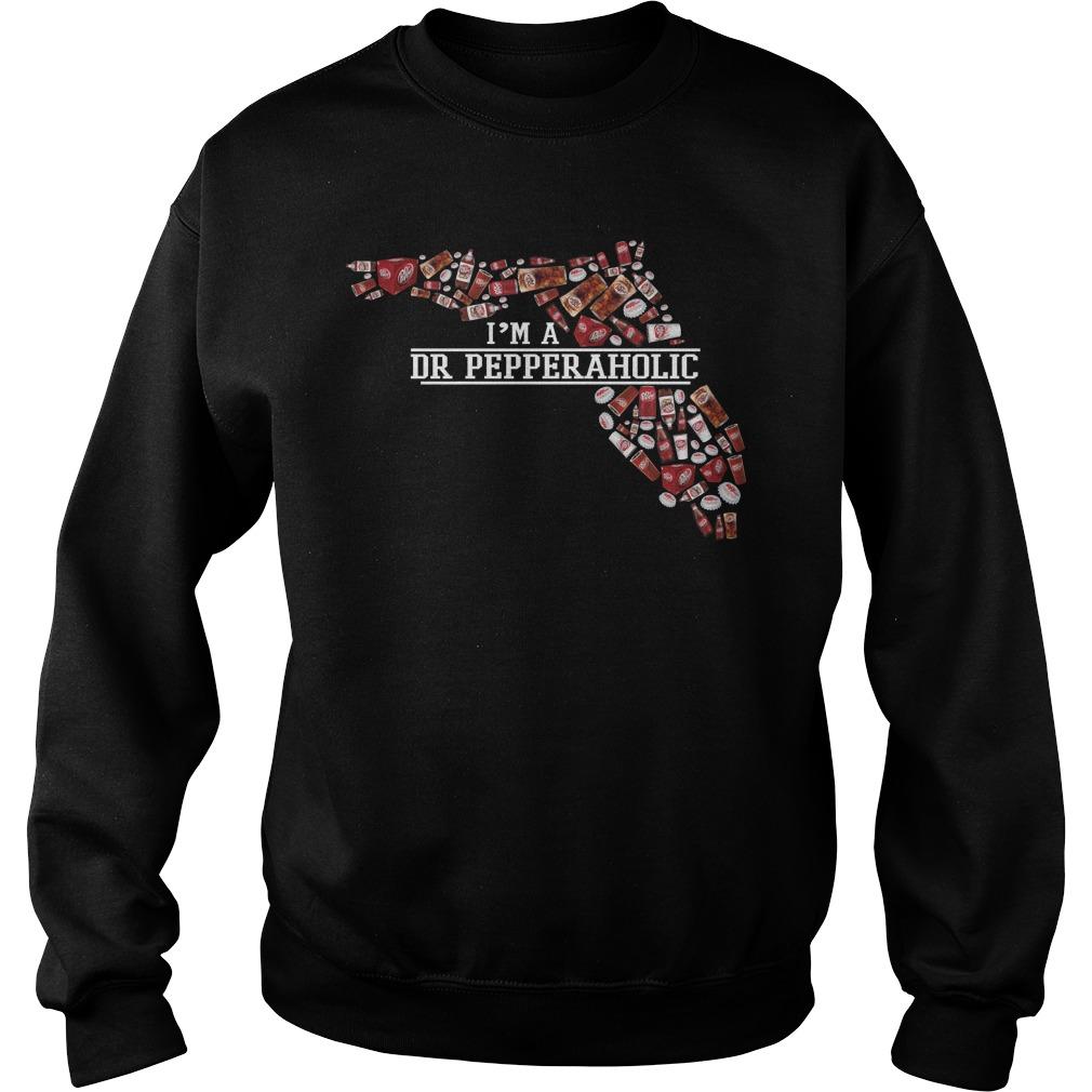Florida I'M A Dr Pepperaholic Sweater