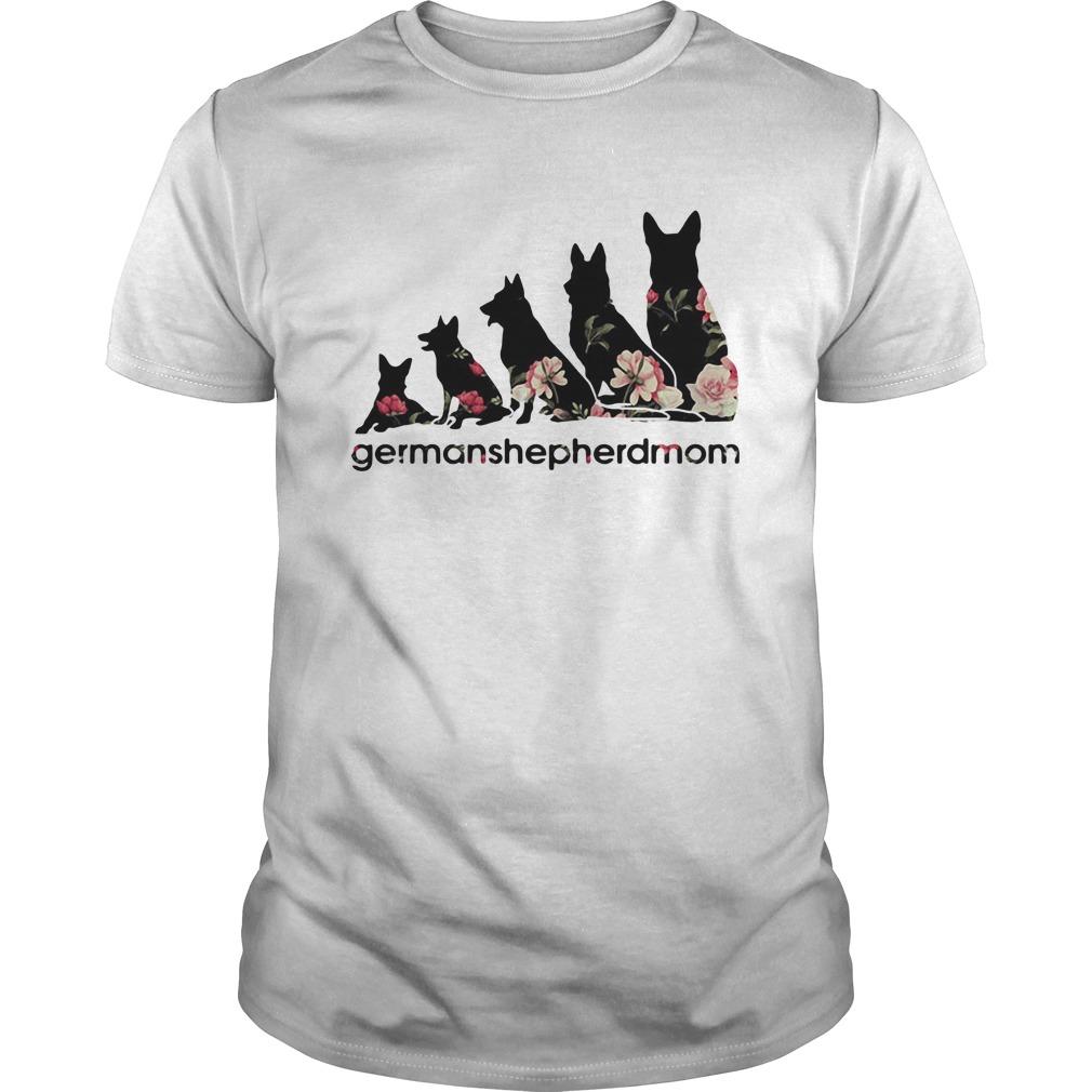 German Shepherd Dogs Germanshepherdmom Guy Tees
