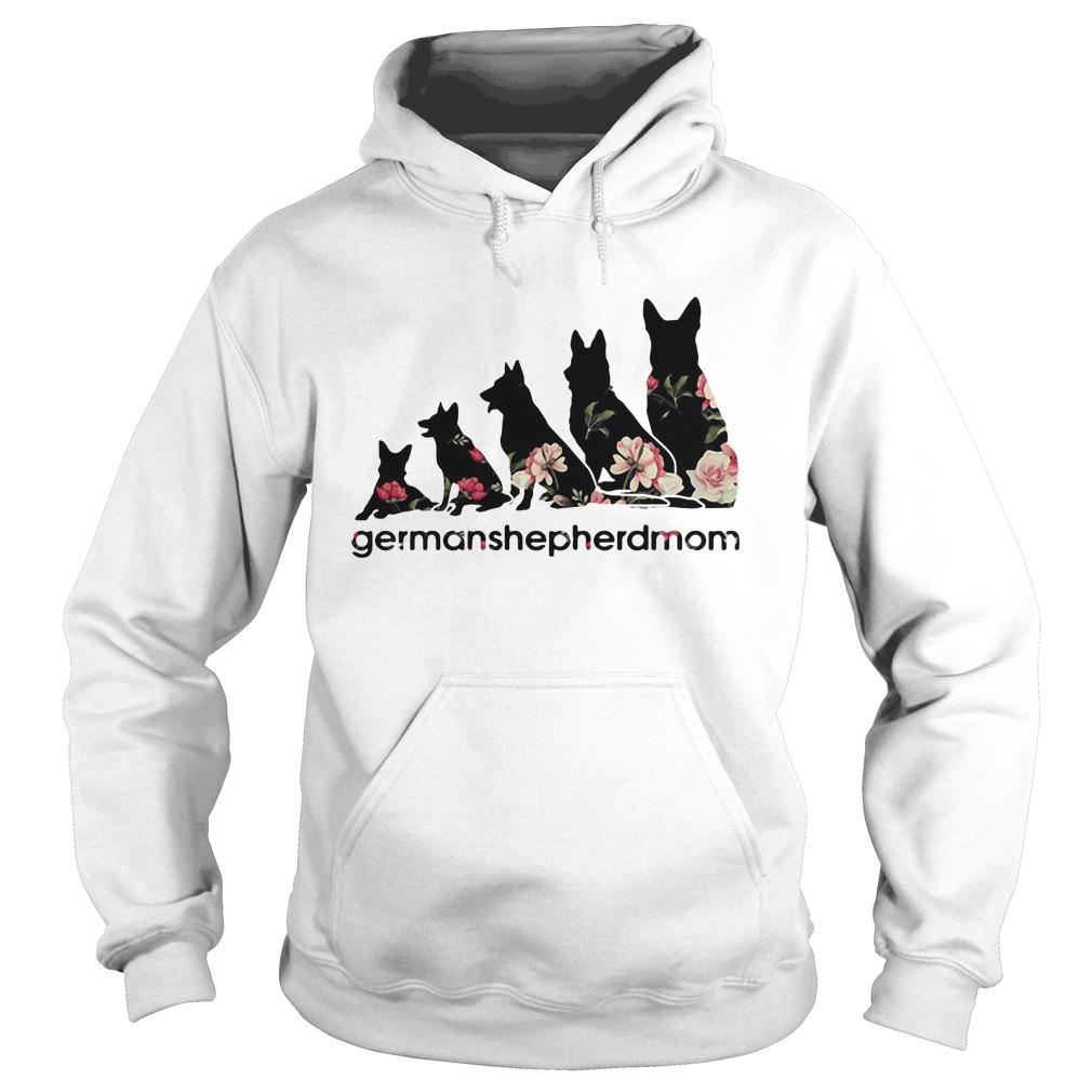 German Shepherd Dogs Germanshepherdmom Hoodie