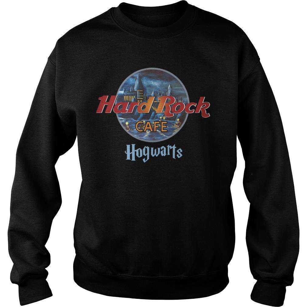 Harry Potter Hard Rock Cafe Hogwarts Sweater