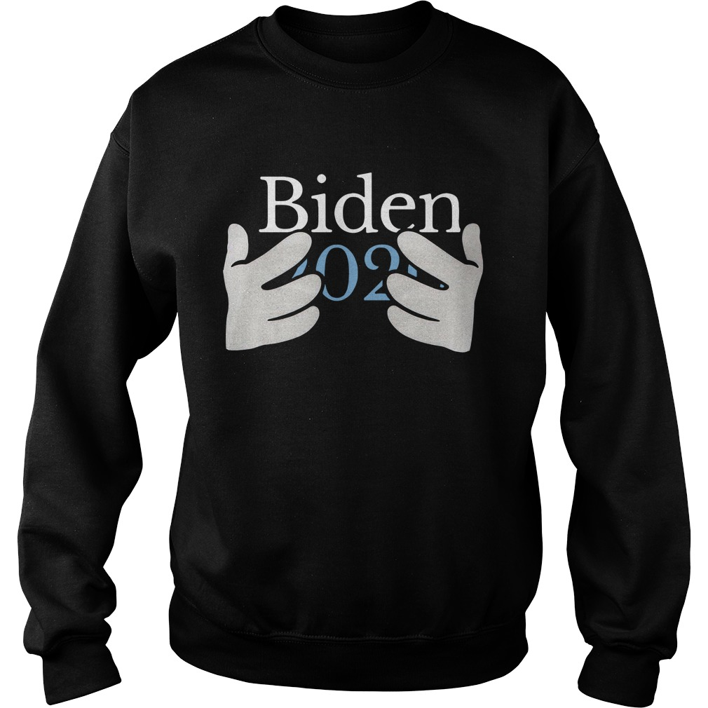 Joe Biden 2020 Hands Sweater