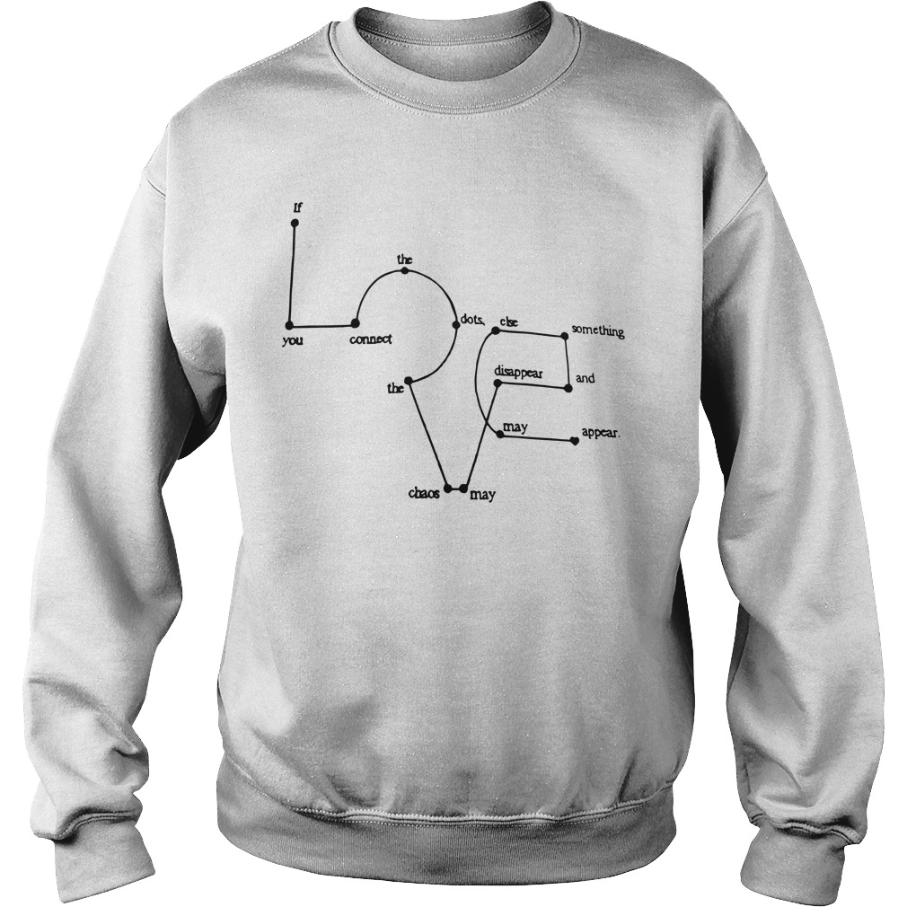 Love Appears Dots Sweater