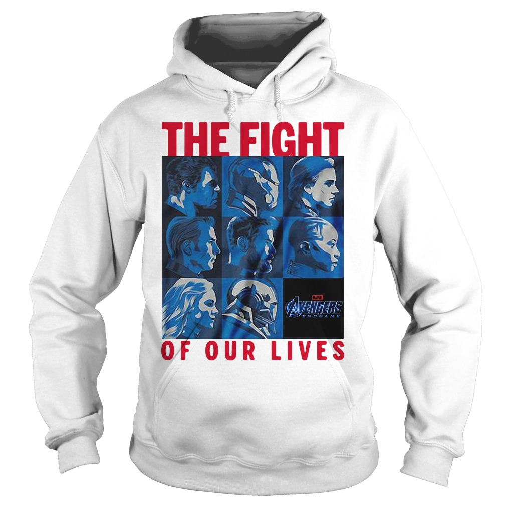 Marvel Avengers Endgame The Fight Of Our Lives Hoodie