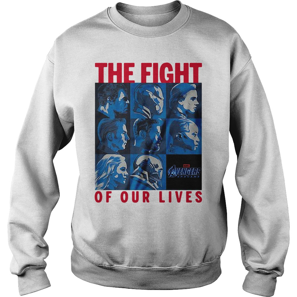 Marvel Avengers Endgame The Fight Of Our Lives Sweater