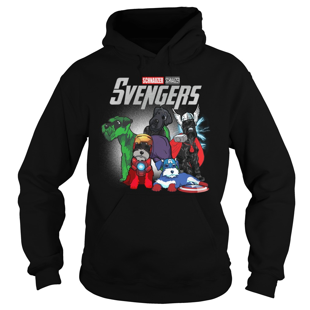 Marvel Svengers Schnauzer Version Hoodie
