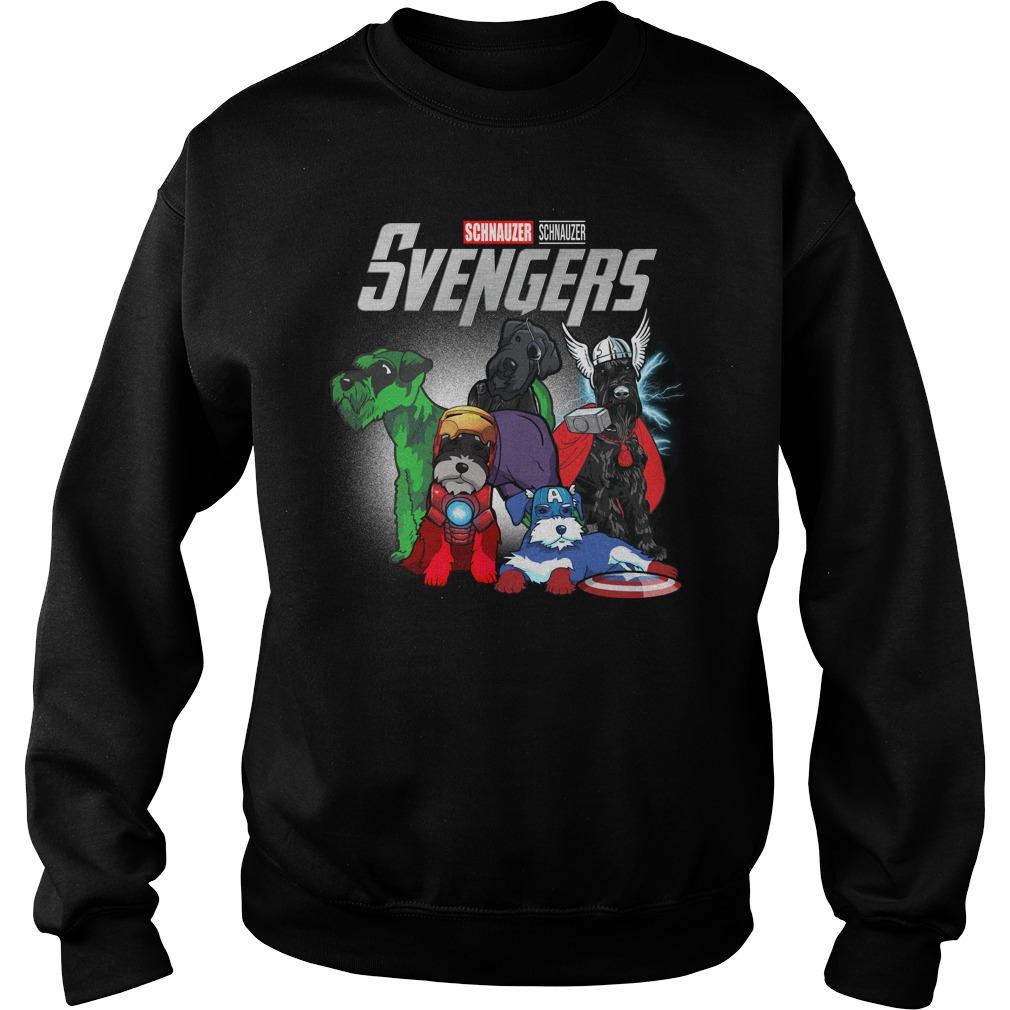 Marvel Svengers Schnauzer Version Sweater