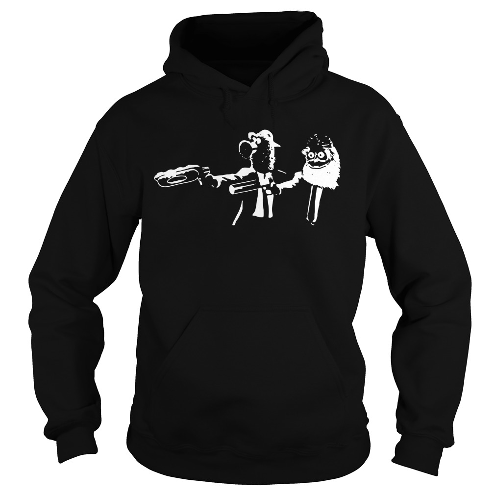 Pulp Muppets Pulp Fiction Hoodie