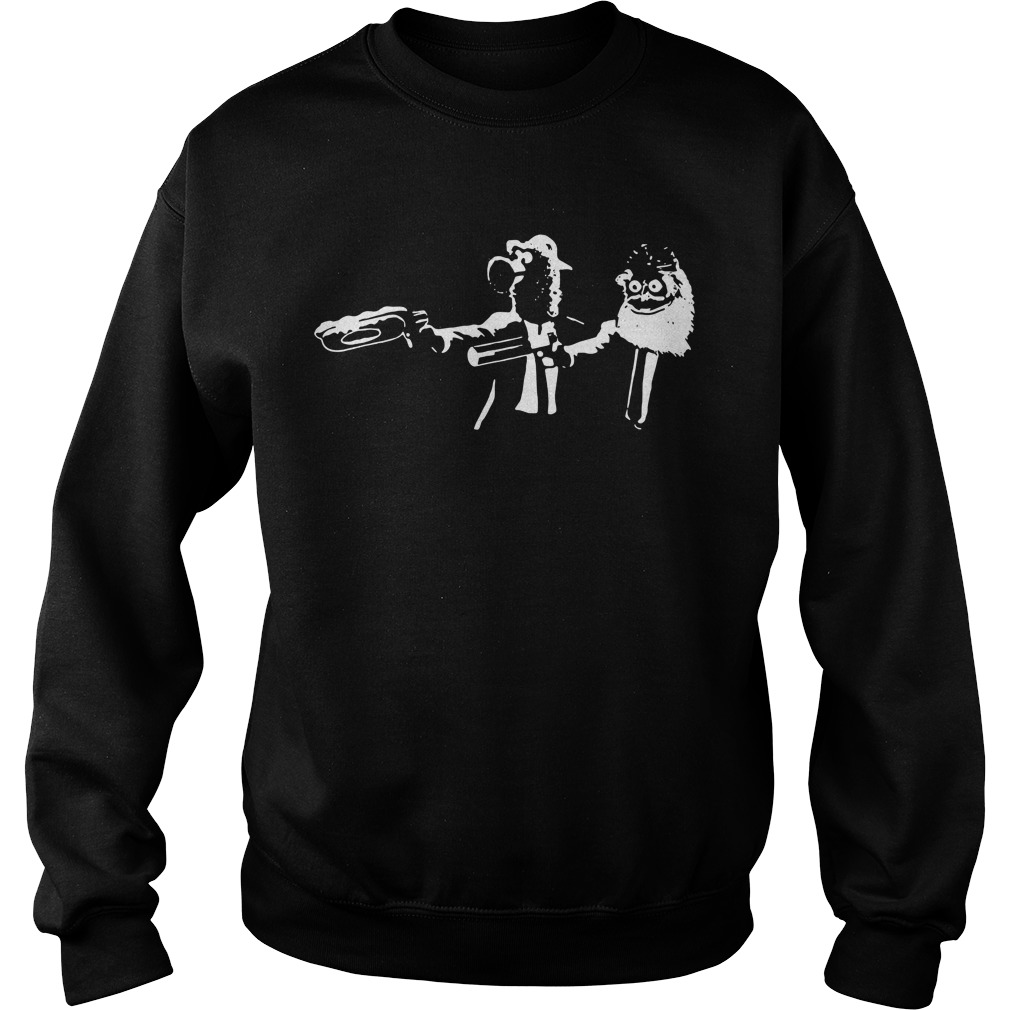 Pulp Muppets Pulp Fiction Sweater
